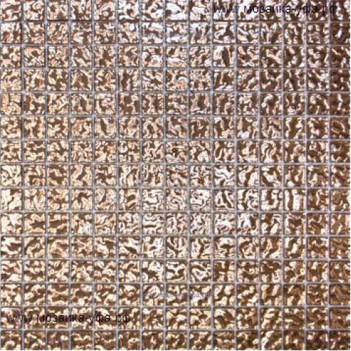 Elada Мозаика 4GA43 бронза Metaliс Glass