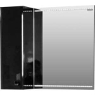 Edelform  Зеркальный Шкаф Нота 90 с подсветкой