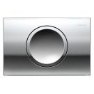 Geberit 115.120.21.1 смывная клавиша DELTA11 пластик-хром