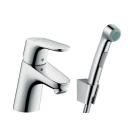 Hansgrohe Focus смеситель для раковины с гигиеническим душем 31926000