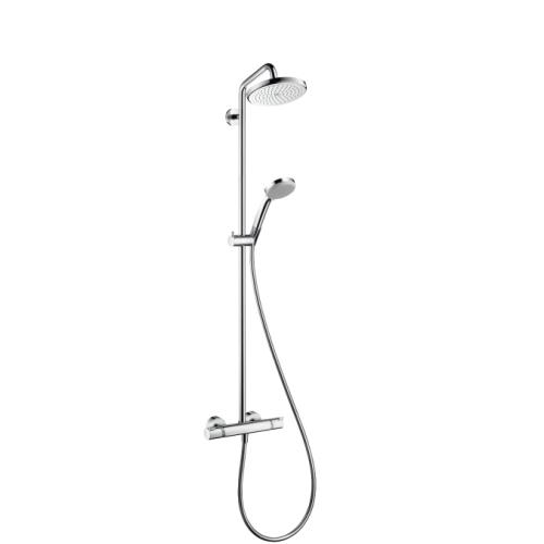 Hansgrohe 27185000 Душевой набор Croma 220 Showerpipe для душа