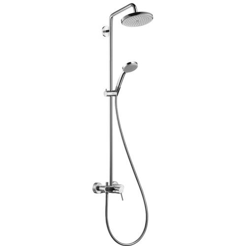 Hansgrohe 27222000 Душевой набор Croma 220 Showerpipe для душа