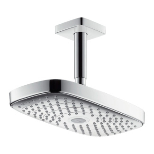 Hansgrohe 27384000 Raindance Select E 300 2jet верхний душ из потолка