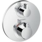 Hansgrohe 15758000 Термостат Ecostat S с запорным/переключающим вентилем