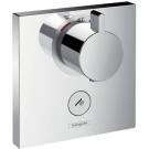 Hansgrohe 15761000 Термостат ShowerSelect HF с запорным клапаном наружная часть