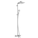 Crometta E 240 SHP душевая система для ванны Hansgrohe 27298000