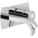 Nobili Sofi смеситель для раковины настенный SI 98198/1 CR