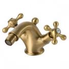 Nobili Grazia смеситель для биде с донным клапаном H=90мм Арт GRC 5119/6 BR