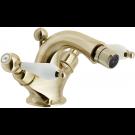 Nobili Antica смеситель для биде с донным клапаном H=90мм Арт AT 31119/6 BR