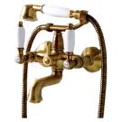 Nobili Antica смеситель для ванны с душевой лейкой Арт AT 31001 BR