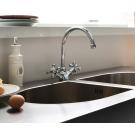 Nobili Grazia смеситель для кухни H=185мм Арт GRC 5117 CR