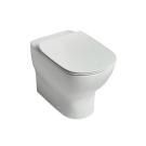 Теси AQUABLADE унитаз соло пристенный белый Ideal Standard T007701