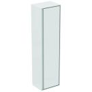 Коннект Эйр пенал узкий 400 x 1600 x 300 мм белый глянцевый и белый матовый Ideal Standard E0832B2