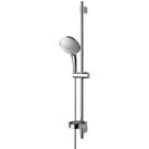 Идеал Рэйн набор душевой (лейка 3-функциональная d140 мм, штанга 900 мм, шланг 1750 мм, мыльница пластиковая хромированная) Ideal Standart B9434AA