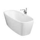 Деа ванна свободностоящая 1700х750мм, с системой слива-перелива Click-clack, евробелый Ideal Standart E306601
