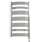 Terma Полотенцесушитель JADE-M хром 400W 1150х500