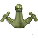 LaTorre Leonardo Смеситель раковины бронза 23601