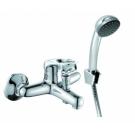 Смеситель для ванны с аксессуарами KONNER SOLO SOL1500