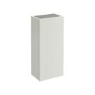 EB513D-N18 полуколонна PARALLEL 30 см правосторонняя (белый) Jacob Delafon