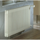 Радиатор Zehnder 16 секций 3057-16, №1270, 1/2 RAL9016