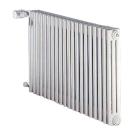 Радиатор Zehnder 30 секций 3057-30, №1270, 3/4 RAL9016
