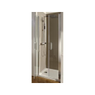 E22B90-GA дверь CONTRA распашная /90х200/ (прозр. стекло) Jacob Delafon