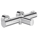 E37037-CP смеситель CUFF ванна/душ термостат (хром) Jacob Delafon