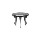 E4061-CP декор заглушка для перел (хром) Jacob Delafon