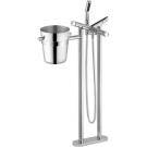 Kludi 575910530 смеситель NEW WAVES ванна/душ (хром)