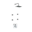 Kludi 5619205-40 душевой комплект ESPRIT (хром)