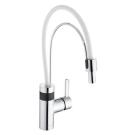 Kludi 422150575 смеситель электронный E-GO для кухни (хром)