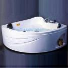 Appollo Ванна TS-1515 152x152x66 (смеситель, подголовник, сифон)