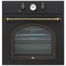 Электрический духовой шкаф в стиле кантри Teka HR 550 ANTHRACITE B