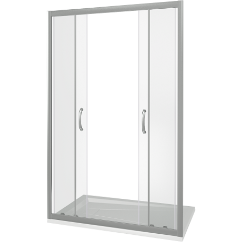 Bas Душевая дверь INFINITY WTW-TD-150-C-CH