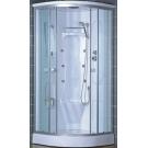 Душевая кабина CS-005 (8131) 100x100x220 Loranto