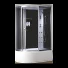Душевая кабина CS-007-1L (99801) 120x85x220 Loranto