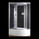 Душевая кабина CS-007-1R (99801) 120x85x220 Loranto