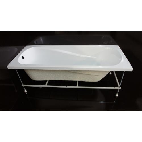 Ванна ARCTICA 1500x700 на каркасе Loranto