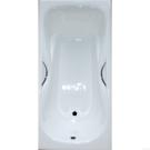 Donni 160x75x41 Ванна чугунная (модель с отверстиями для ручек) Goldman