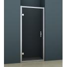 Стеклянная дверь AZ-101H S 100x200 хром 6 мм прозрачное стекло Azario