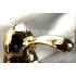 Bugnatese Смеситель LEM для раковины золото кристалл