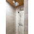 7192U Optima Термостатический смеситель для душа с верхним душем Rain Shower Oras