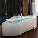 JACUZZI Ванна акриловая J.Sha Mi Corner TOP 155x155