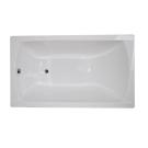 1Marka Modern 120x70 ванна акриловая