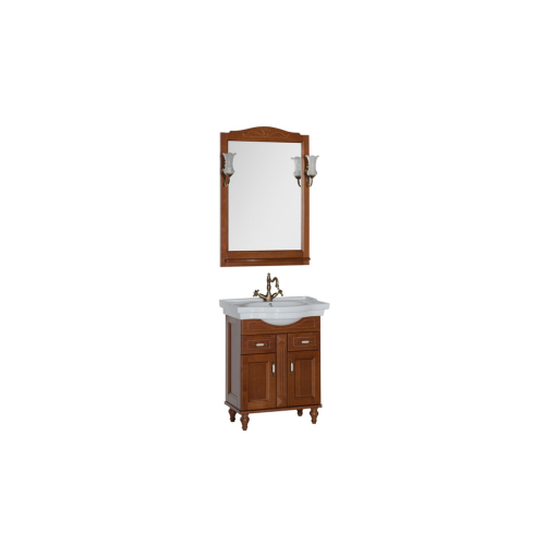 Набор мебели для ванной Aquanet Амелия 70 орех