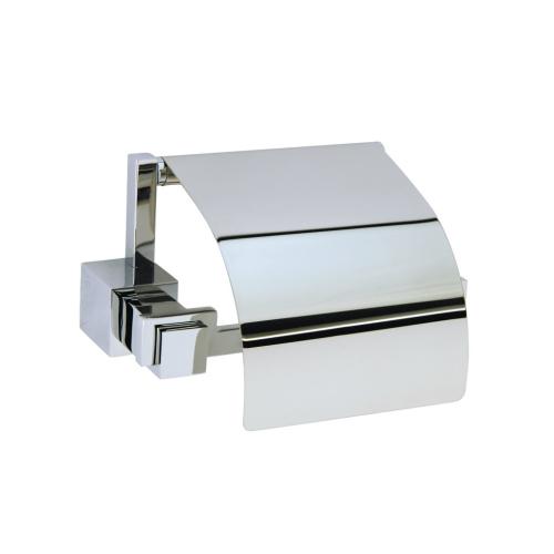 Boheme 10301 Держатель для туалетной бумаги с крышкой VENTURO хром