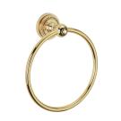 Boheme 10405 Держатель для полотенца кольцо IMPERIALE золото