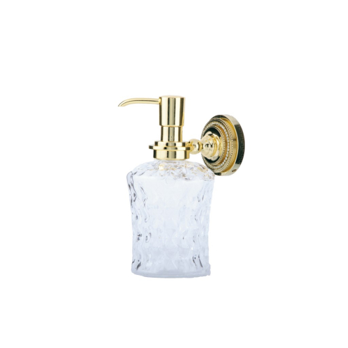 Boheme 10418 Дозатор для жидкого мыла IMPERIALE золото