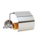 Boheme 10430 Держатель для туалетной бумаги с крышкой BRILLANTE хром
