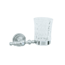 Boheme 10433 Стакан для зубных щеток BRILLANTE хром